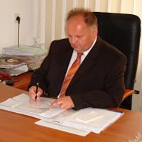 Ryszard Andres - Dyrektor