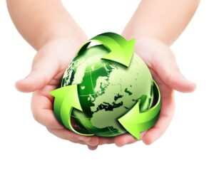 recycling - future to the hands of new generation